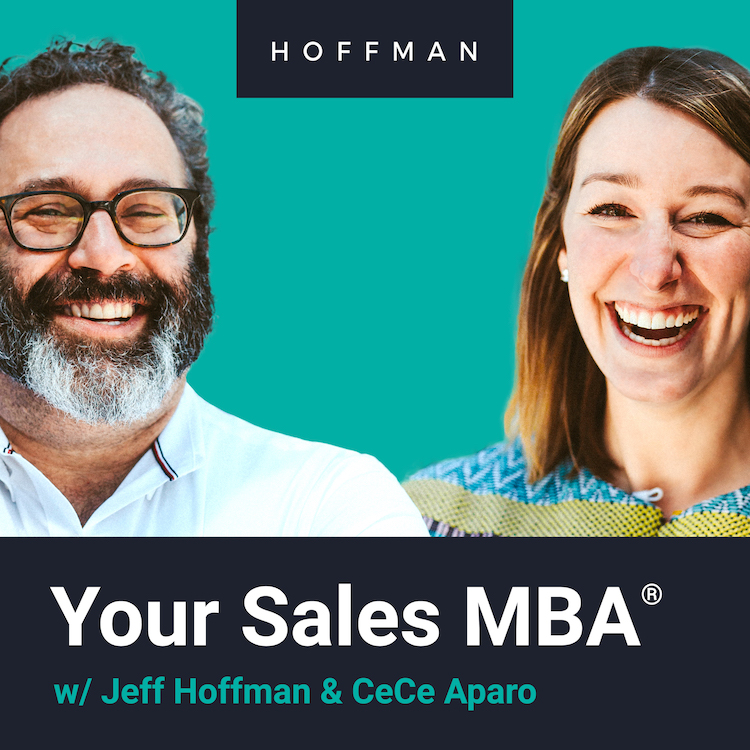 PODCAST Your Sales MBA Podcast