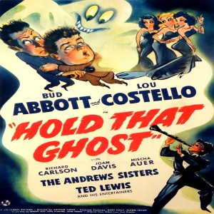 #94 - HOLD THAT GHOST (1941)