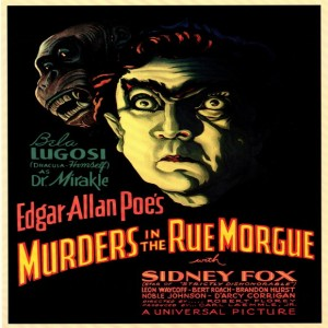 #98 - MURDERS IN THE RUE MORGUE (1932)