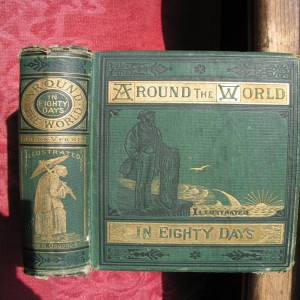 Around the World in 80 Days: Complete Audiobook