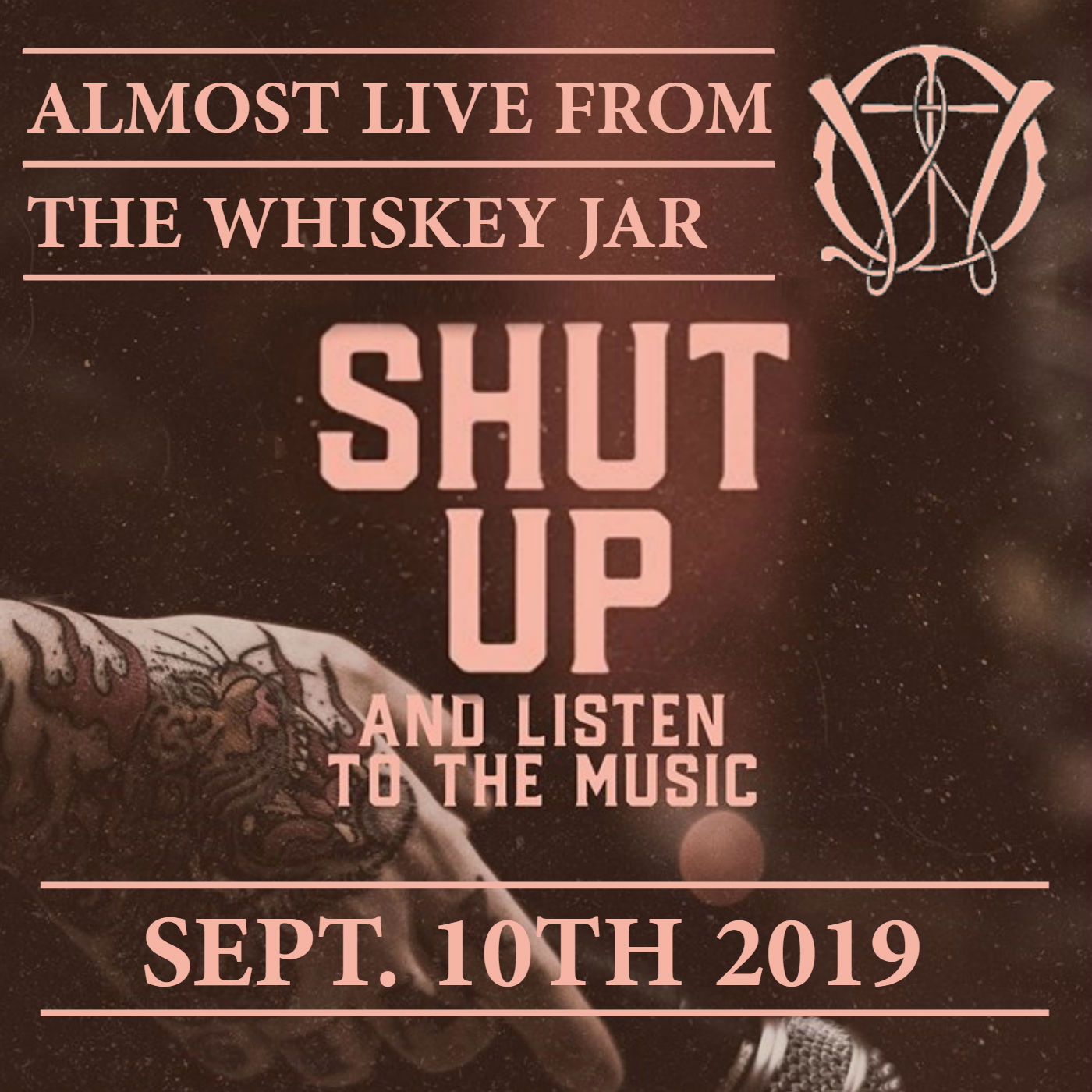 Almost Live From the Whiskey Jar - September 10th 2019 [Episode 44] - Glorious Republic Radio