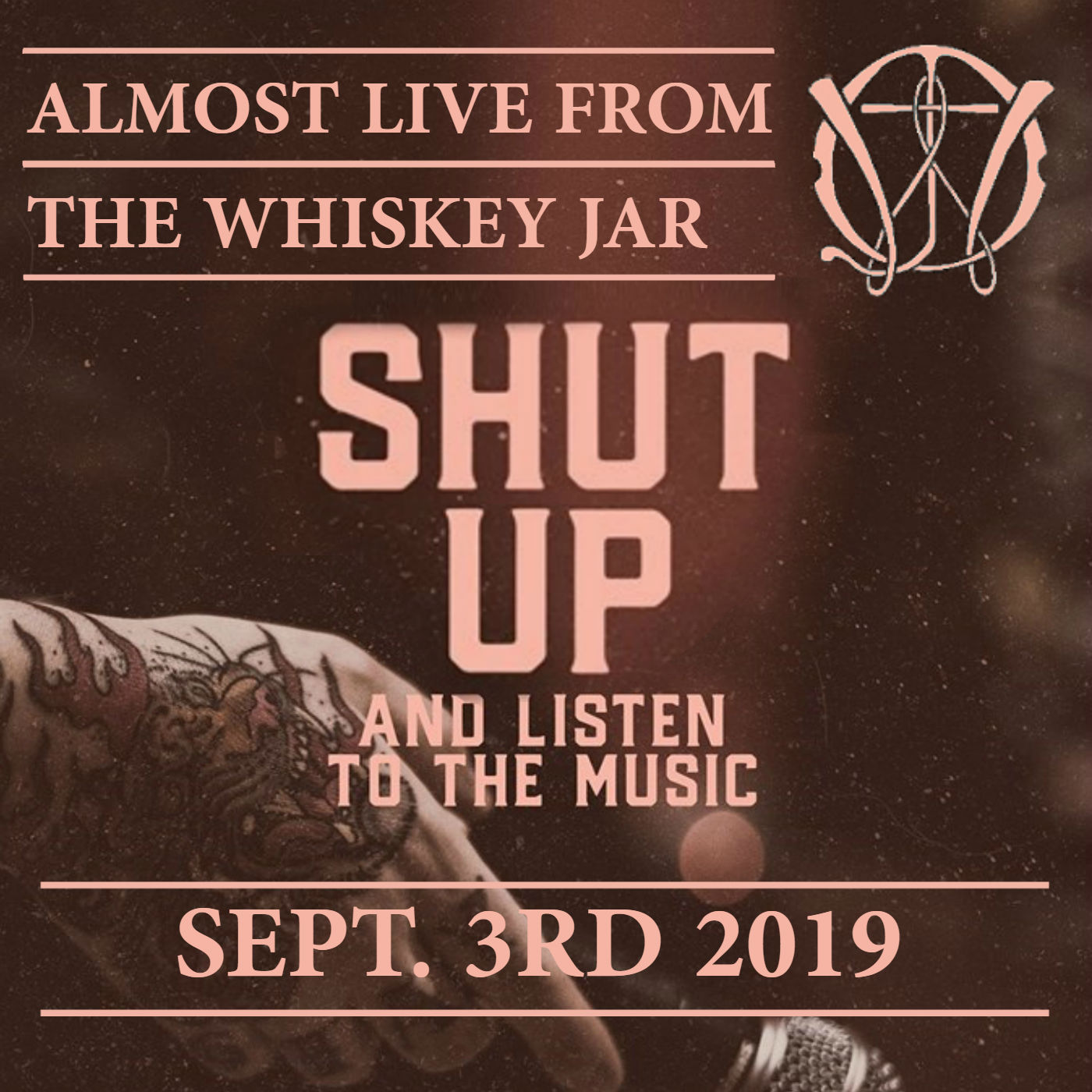 Almost Live from the Whiskey Jar - September 3rd 2019 [Episode 43] - Glorious Republic Radio
