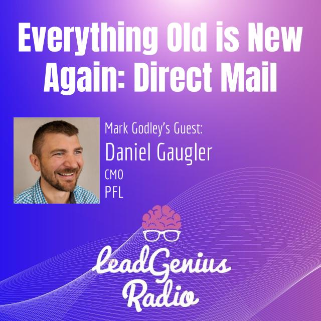 Everything Old is New Again: Direct Mail