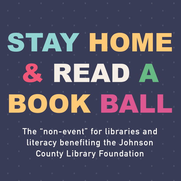 Stay Home and Read a Book Ball, Meet the Illustrator, Teen Fiction for Adults, and Book Groups