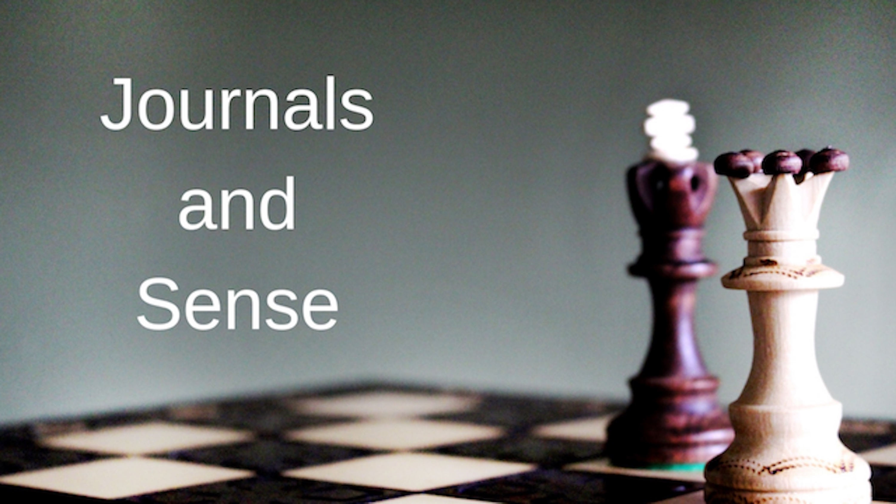 Journals and Sense - First 4 steps in starting a small business