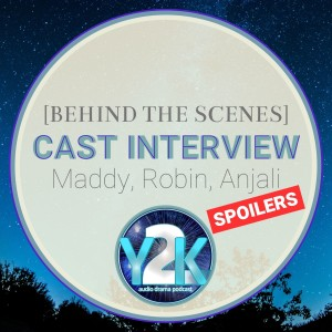 Behind the scenes: Cast interview Anjali, Maddy, Robin - full spoiler version