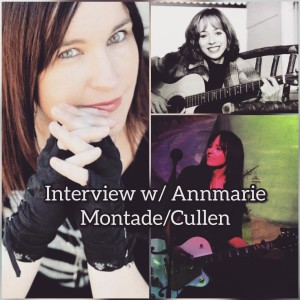 The So Weird Podcast - Ep 74 - Annmarie Montade/Cullen Interview
