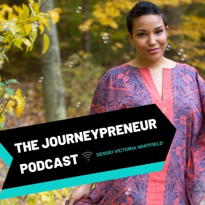 Step Into Your Power - Interview with Elaine Gardner - Journeypreneur Podcast Ep. 84