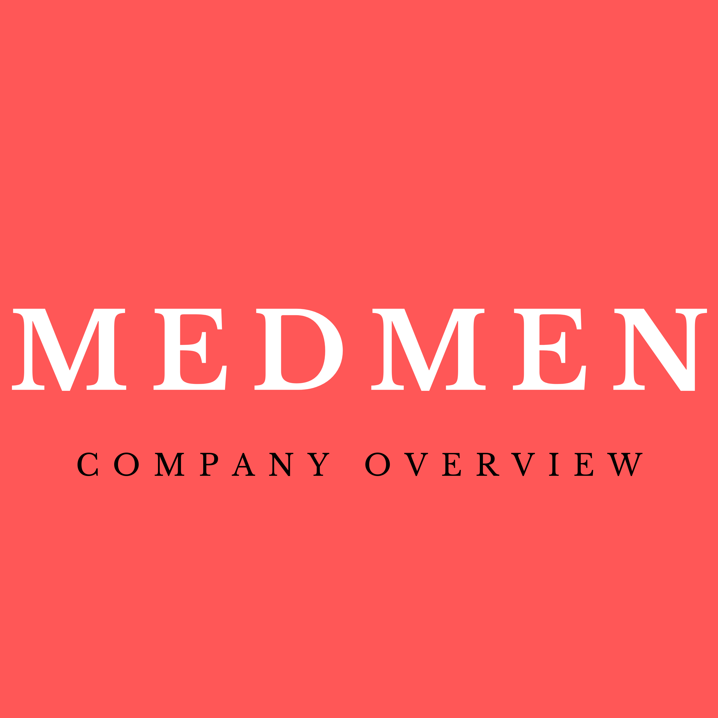 Medmen Company Overview | Cannabis Stock of the Week