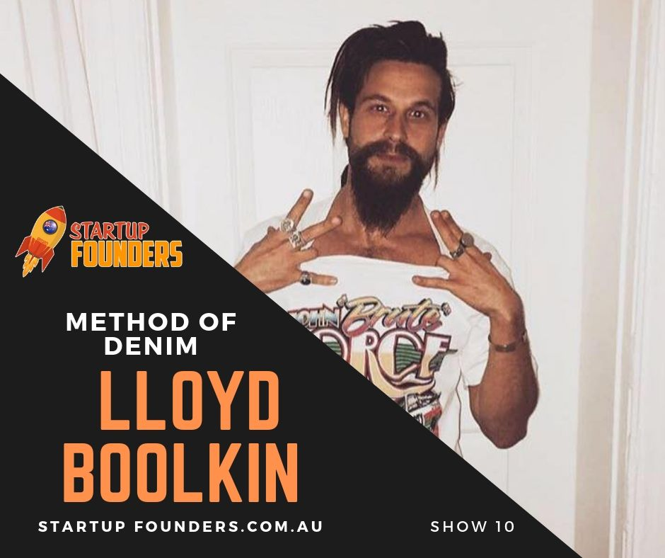 #10 - Disrupting an Industry by cheer Passion, Innovation and Courage with Lloyd Boolkin