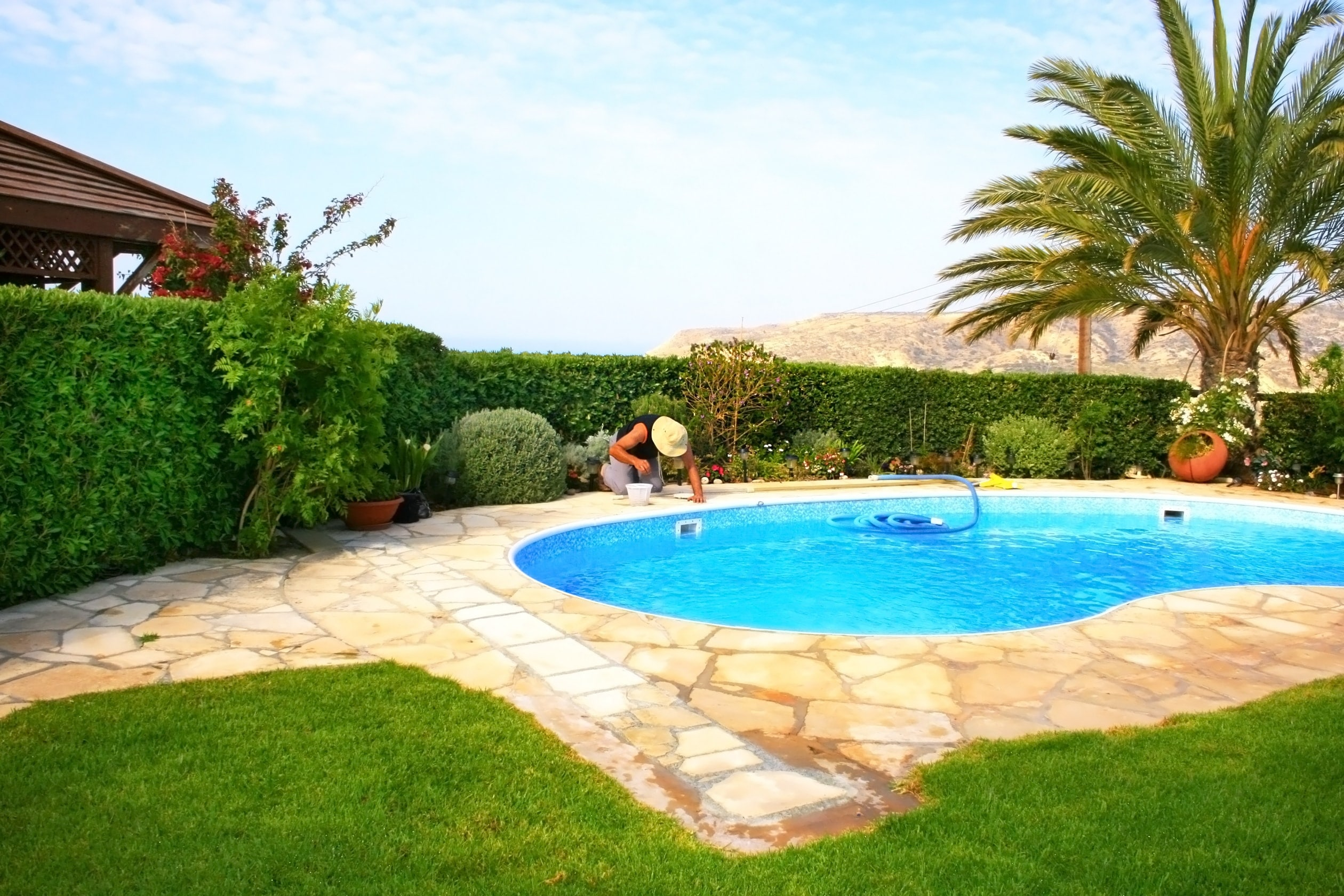 Inground Swimming Pool Cost & Pricing Guide Cost to build a swimming pool - Best Estimates and Prices Reviews