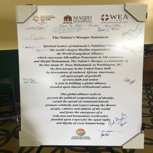 Muslim-Evangelical alliance strives to create religious and political middle ground
