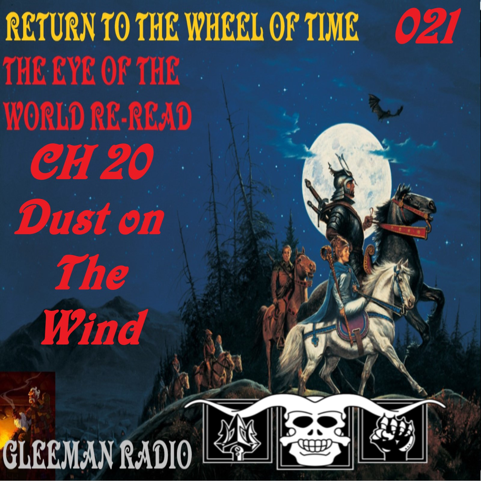 CH 20 - Dust on the Wind - The Eye Of The World ReRead - Return to the wheel of time Ep. 21