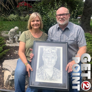 Ron and Debbie Ross remember their son, CPL Justin Ross