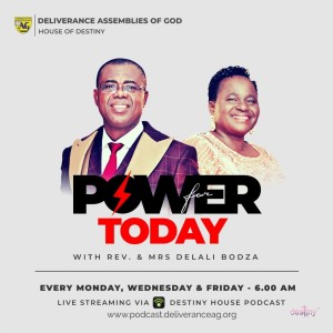 Sept 01 - Power for Today
