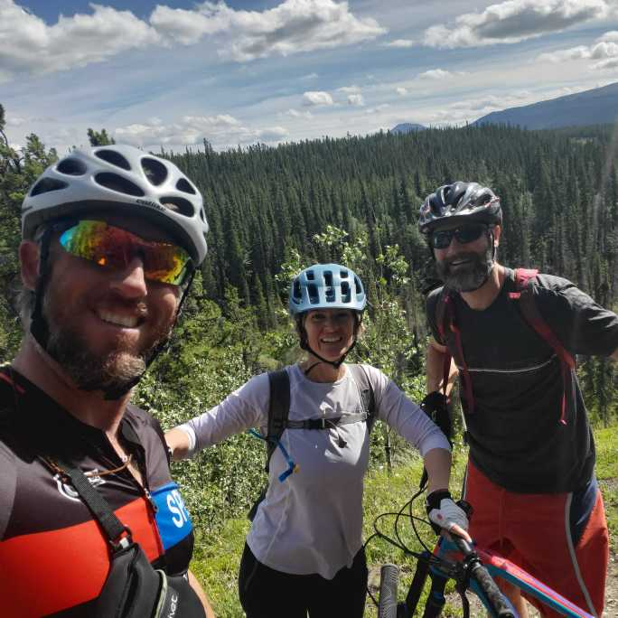 BTA Ridecast - Bikepacking Canada Day 19, 20, 21