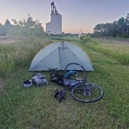 BTA Ridecast - Bikepacking Canada Day 33