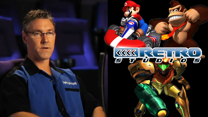 #109 - Bryan Walker Interview (Metroid Prime Trilogy, Donkey Kong Country Returns, Mario Kart 7, Project Management etc.)