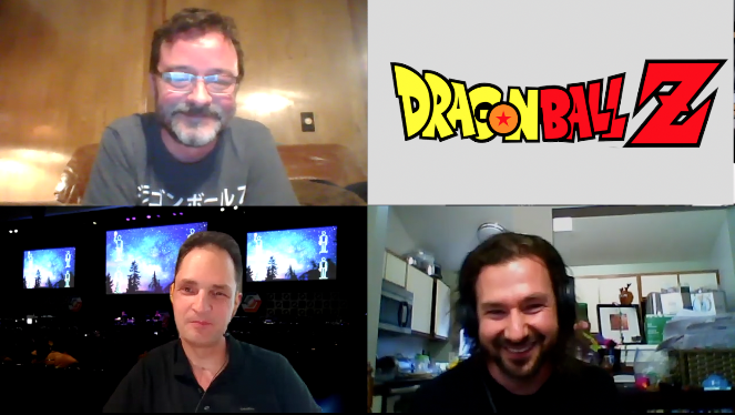 Kiwi Talkz #59 - Mike Smith, Scott Morgan & Julius Dobos (COMPOSERS OF DRAGONBALL Z/Faulconer Productions)