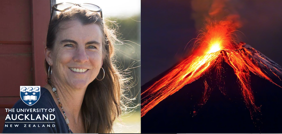 #94 - Prof. Jan Lindsay Interview (Volcanology, White Island Tragedy, Auckland Volcanic Field, Taupo, Rotorua, Ring Of Fire etc.)
