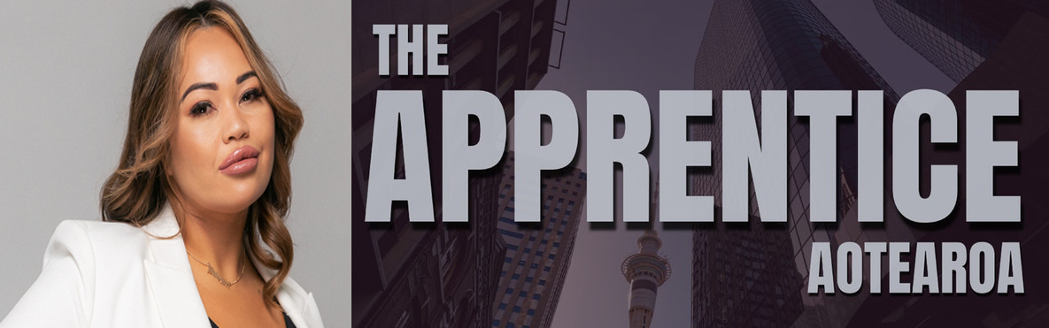 #102 - Vanessa Goodson Interview (The Apprentice Aotearoa, OMGNess, Mike Pero, West Auckland etc.)