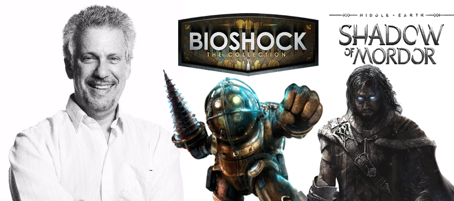 #93 - Garry Schyman Interview (Bioshock, Shadow Of Mordor, Film, Composing, Voice Acting, University Of Southern California (USC) etc.)
