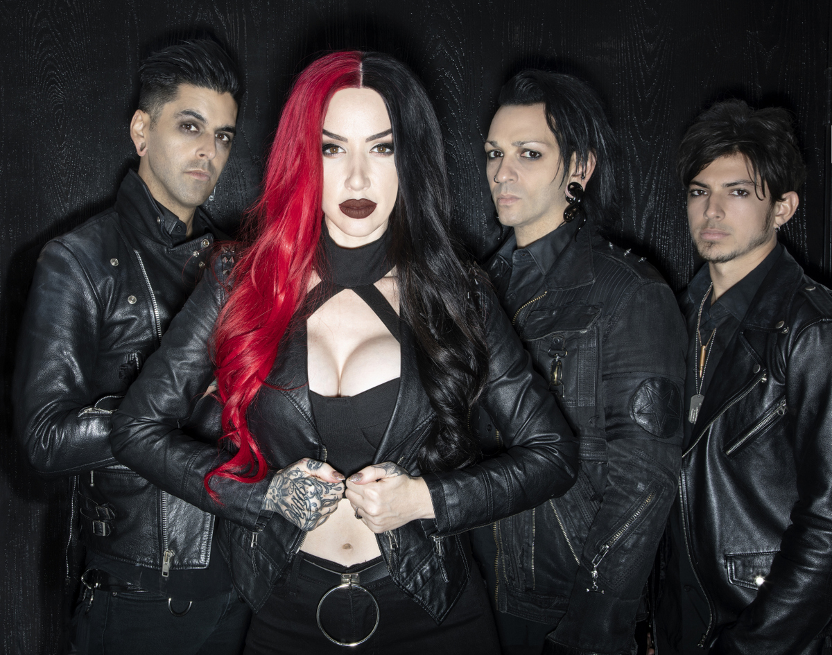 Episode 4: Ash Costello and New Years Day