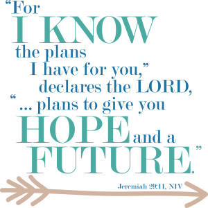 God's Plan in Your Life