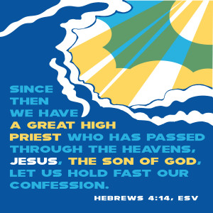 Yahweh Remembers - The High Priest