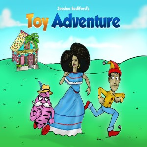 Toy Adventure by Jessica Bodiford