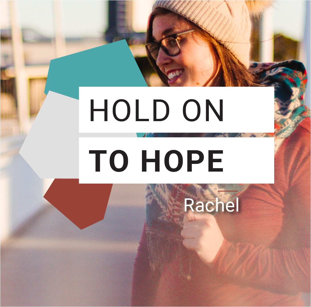 Hold on to Hope - Rachel // Friday Night Meeting