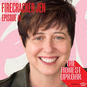 Episode 41 - Firecracker Jen, a Childfree Woman who Was in the Peace Corps