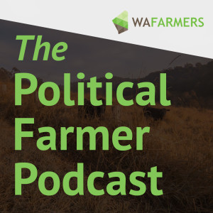 Episode 02 - Darren Spencer President - Western Australian Shearing Industry Association