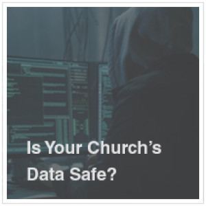 Is your Church's Data Secure? | Nick Nicholaou Part 2