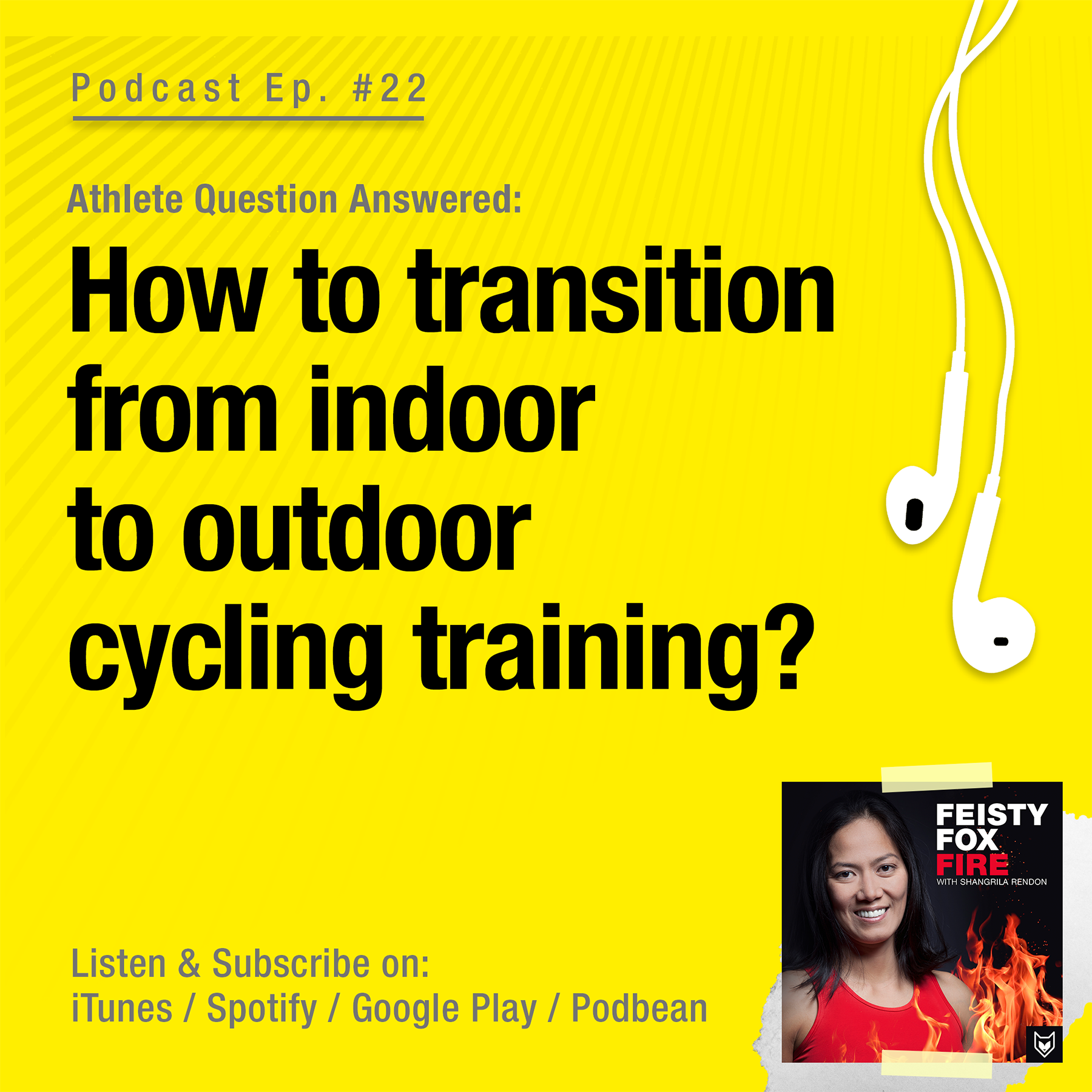 How to Transition from Indoor to Outdoor Cycling Training?