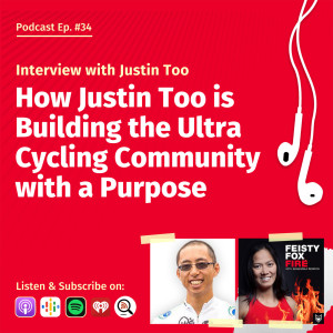 How Justin Too is Building the Ultra Cycling Community with a Purpose - Interview