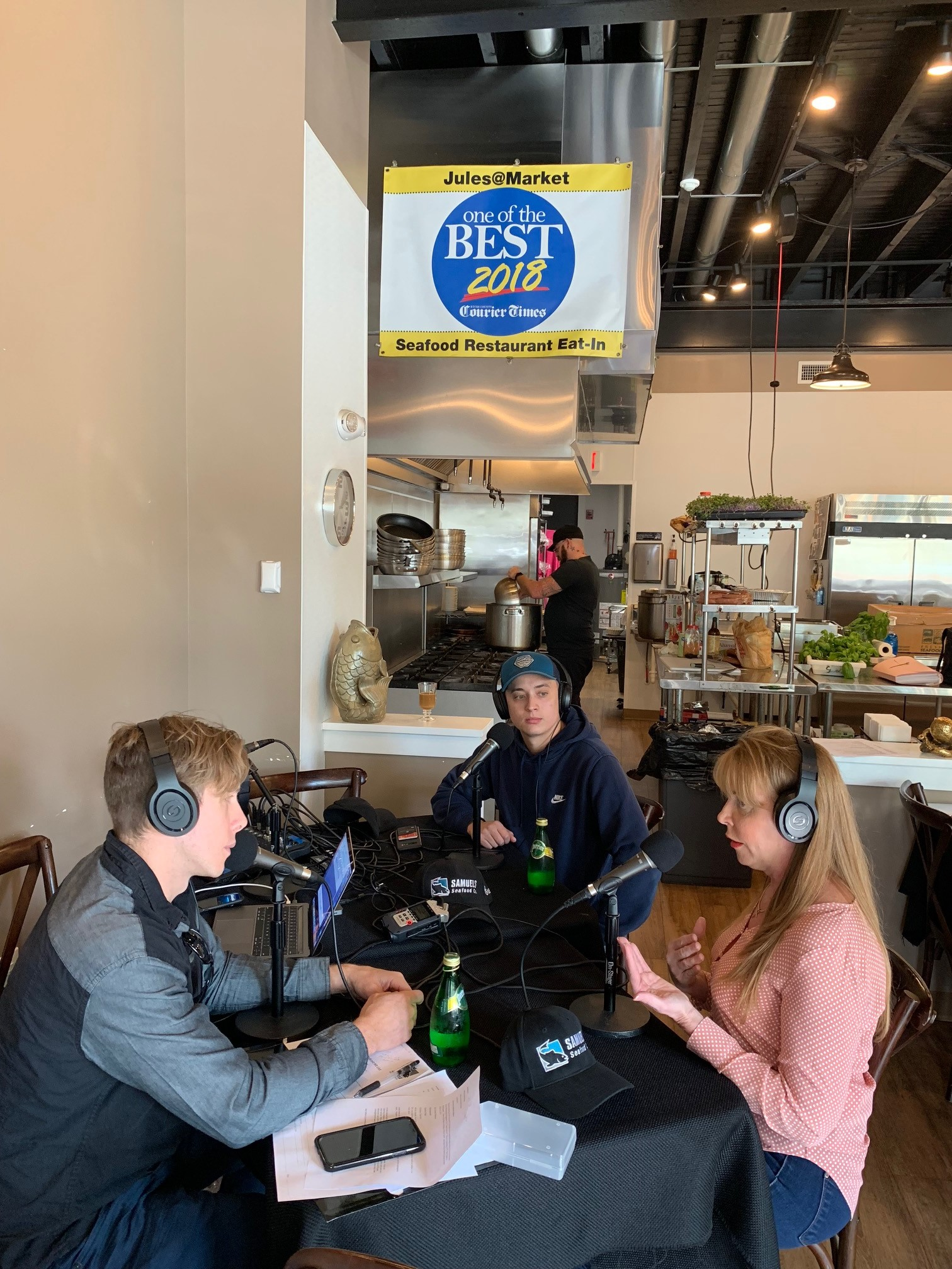 Episode 026 – Jules@Market, Best of Philly Seafood