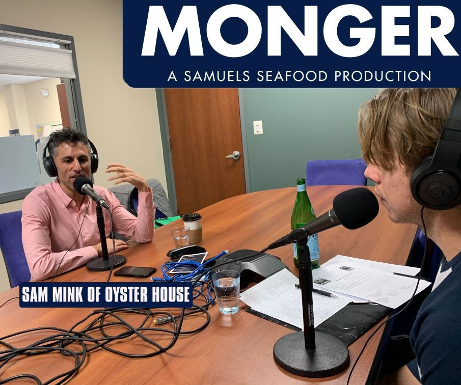 Episode 028 – A Shucking Great Podcast with Sam Mink