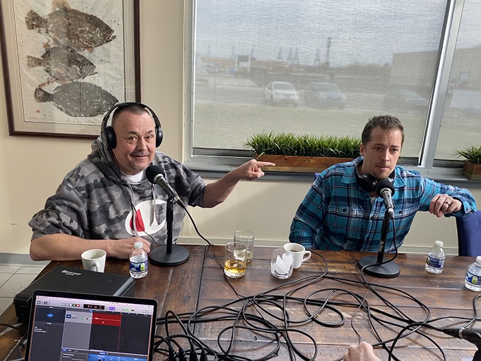 Episode 036 – Passyunk's Podcast, Chef's Lee Styer and Joncarl Lachman