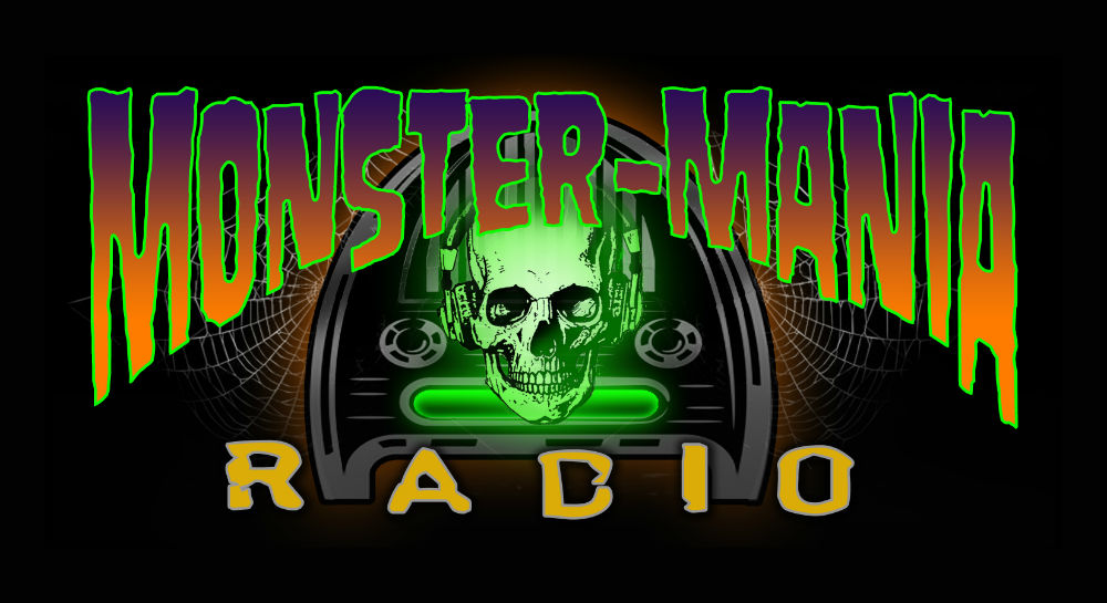 Monster-Mania Radio episode 5 (2017) More guest announcements, someone get boo'ed & memories of the 1st show!