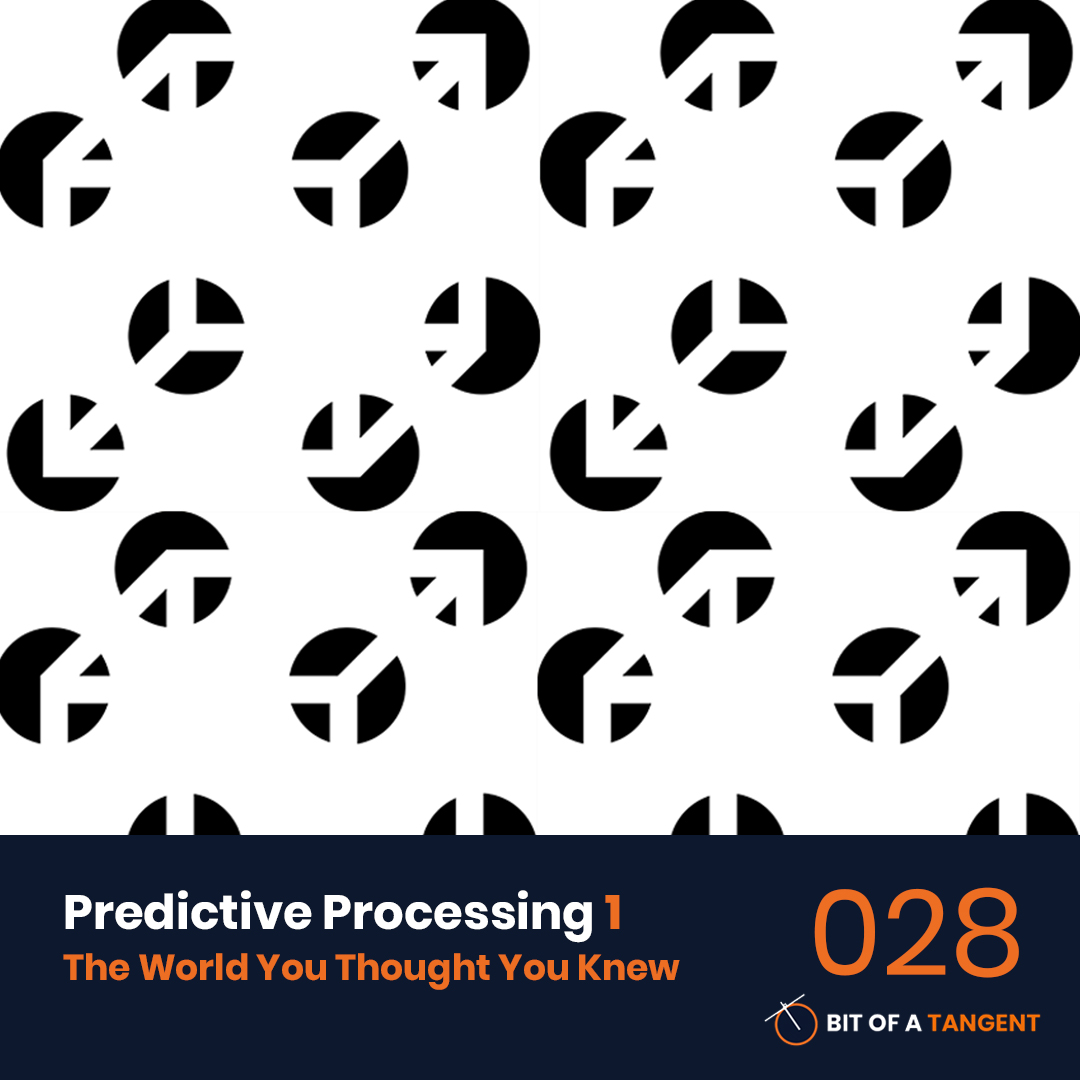 028 | Predictive Processing 1: The World You Thought You Knew