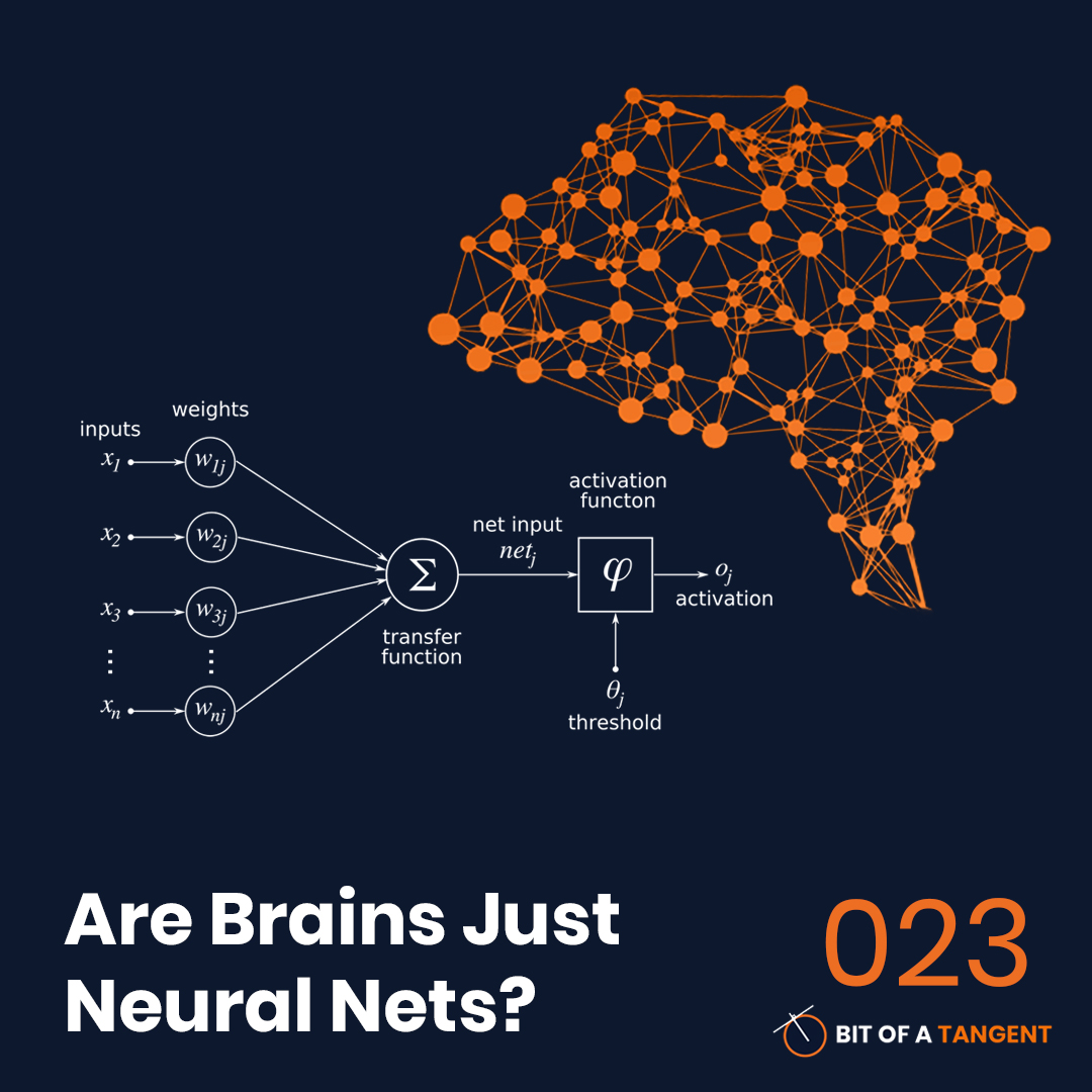 023 | Are Brains Just Neural Nets?