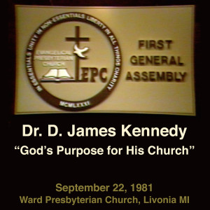 1981 General Assembly - D. James Kennedy