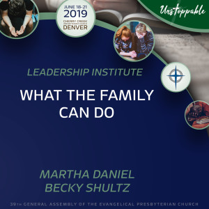 Children and Family Ministry Training—What the Family Can Do