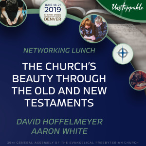 Networking Lunch—The Church's Beauty Through the Old and New Testaments