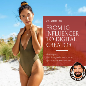 Olivia Pascale   From IG Influencer to Digital Creator