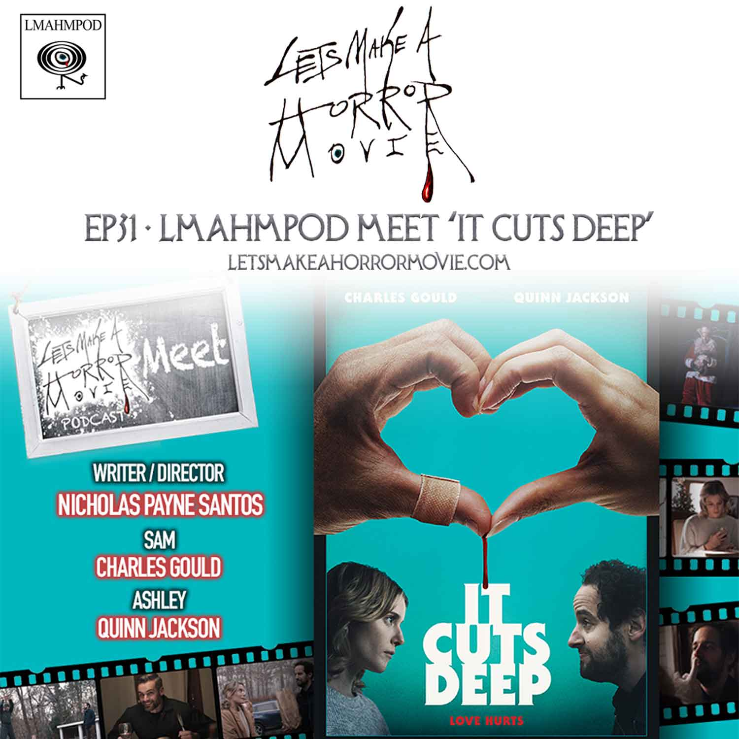 Episode 31: It Cuts Deep Interview - LMAHMpod Meets...