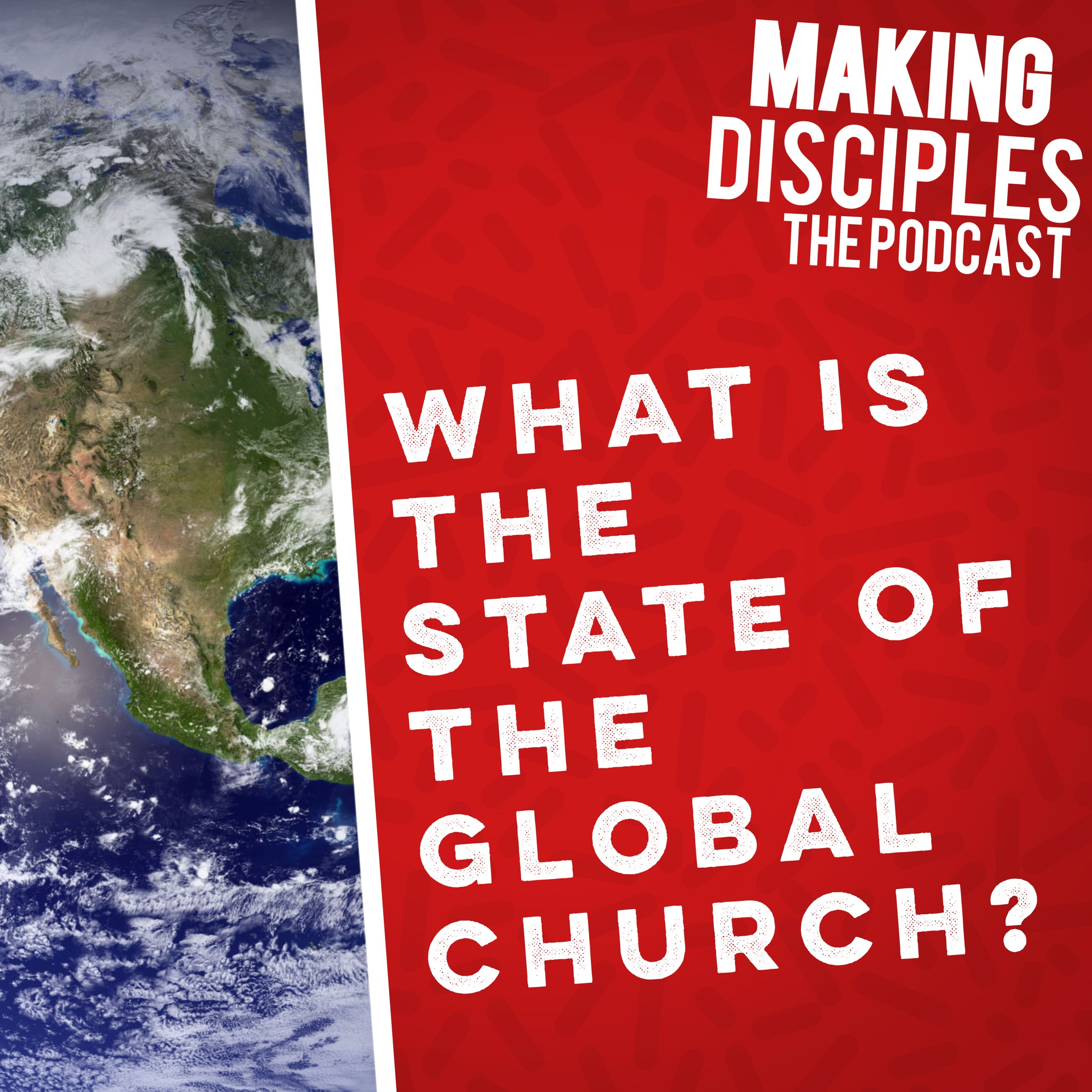 95. What Is The State Of The Global Church With Emma Worrall from Open Doors