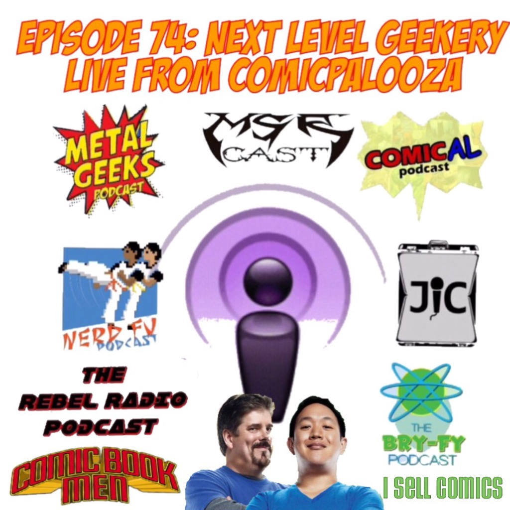 Metal Geeks 74: Podcasting Panel Geekery