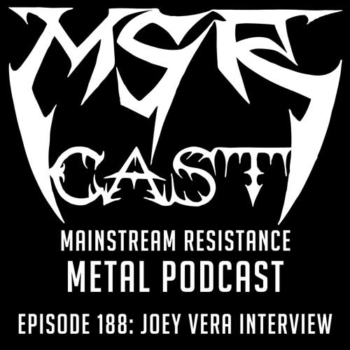MSRcast 188: Joey Vera Interview
